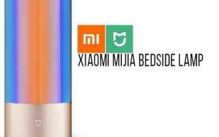 Ночник Xiaomi Mijia Bedside Lamp (Обзор)