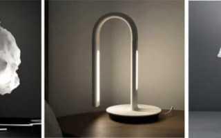 Классические настольные лампы: для гостиной и спальни