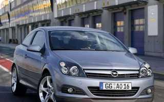 Как правильно выбрать и поменять лампы ближнего света Opel Astra H