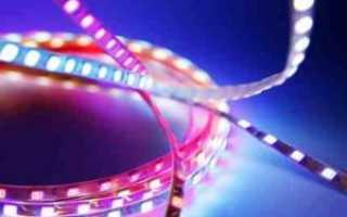 Как выяснить, почему моргает светодиодная лента и устранить проблему