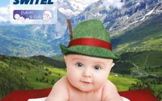 Обзор детских ночников Switel: радионяня, термометр и гигрометр