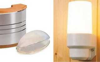 Выбираем и обустраиваемвлагозащищенные светильники для бани