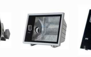 Какой выбрать прожектор: инфракрасный, металлогалогенный, светодиодный