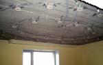 Расположение светильников на натяжном потолке:дизайн, монтаж, схемы