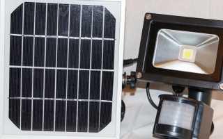 Какие выбрать светильники на солнечных батареях