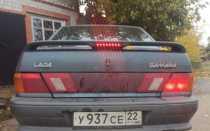 Задние фонари ВАЗ 2115: где какие лампы стоят, схема подключения