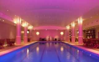 Как сделать светящийся натяжной или подвесной потолок
