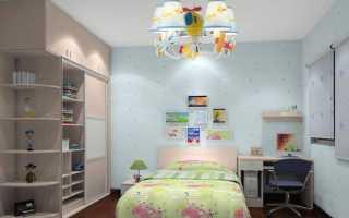 Какие детские светильники выбрать: потолочные, настенные, своими руками