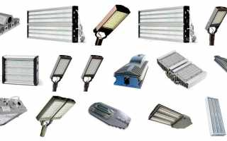 Какие выбрать светильники для наружного освещения
