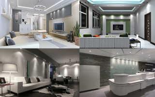 Выбираем лучшие точечные светодиодные светильники, обзор продукции