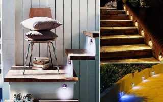 Какие выбрать светодиодные светильники встраиваемые в стену