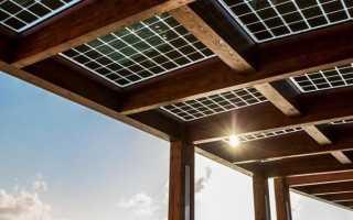 Солнечные батареи для отопления дома (описание, фото, цены)