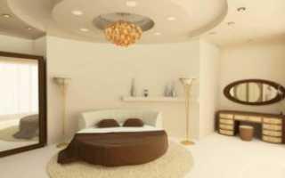 Как своими руками сделать двухуровневый потолок из гипсокартона с подсветкой
