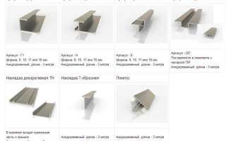 Подбираем профиль алюминиевый для светодиодной ленты