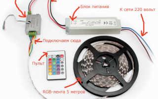 Советы по обустройству светодиодной подсветки потолка