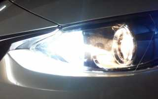 Какие лампы стоят в фарах ближнего света ВАЗ 2110, как их правильно выбрать и самостоятельно заменить