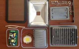 Подбираем надежный светодиодный прожектор, виды и особенности