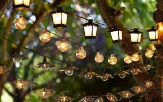 Какие выбрать фонари уличные для дачи, советы специалиста