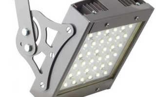 Как выбрать светодиодный прожектор, критерии выбора лучшей модели
