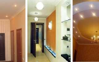 Выбираем и обустраиваем светильники для прихожей и коридора