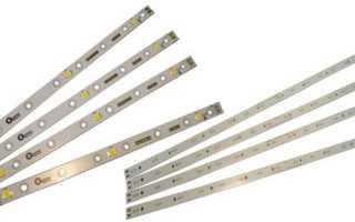 Линейные светодиодые потолочные светильники: разновидности (монтаж)