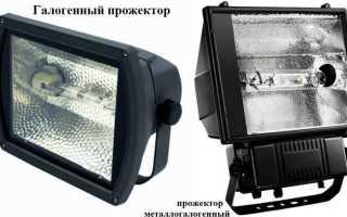 Выбираем светодиодные прожектора для уличного освещения