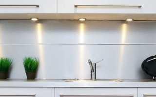 Как выбрать точечный потолочный светильник, основные критерии