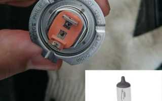 Замена лампы ближнего света на УАЗ Патриот: какая нужна