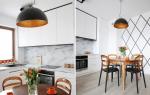 Как выбрать подвесные светильники для кухни (фото)