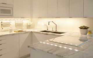 Cветильники для кухни: потолочные, подвесные, светодиодные