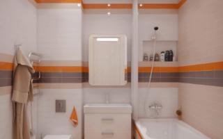 Выбираем потолочные светильники для ванной комнаты: точечные, светодиодные, встраиваемые