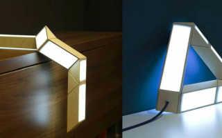 Критерии выбора настольной светодиодной лампы, обзор моделей