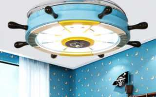 5 идей, как сделать люстру в детскую комнату