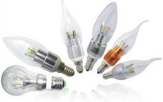 Классификация и характеристика светодиодных светильников для дома