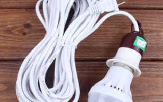 Как отремонтировать или заменить патрон в светильнике