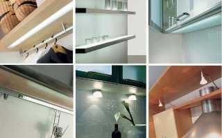 Как выбрать и обустроить накладной светодиодный светильник