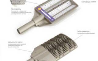 Выбираем лучший уличный консольный светодиодный светильник