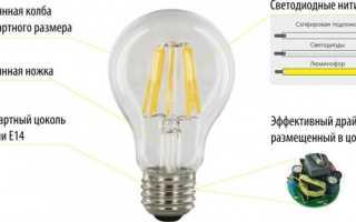 Какие выбрать светодиодные лампы в люстру