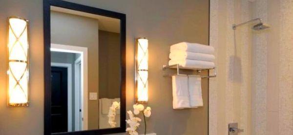 Бра для ванной с рассеянным светом