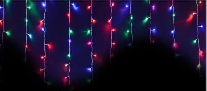 бахрома RGB Хамелеон