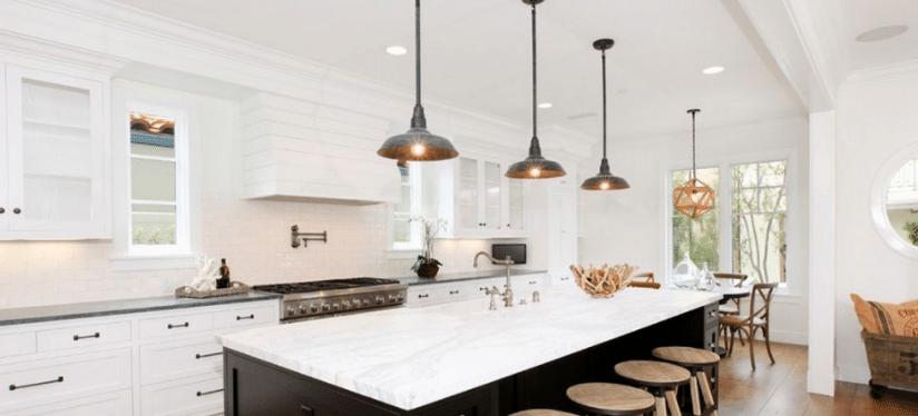 Выбор для длинной кухни