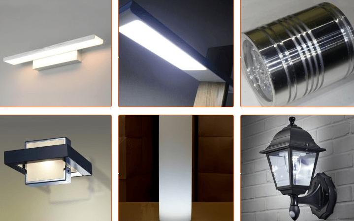 Беспроводные светильники