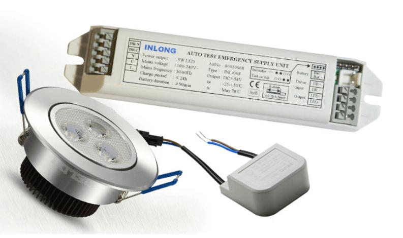 Виды и важные характеристики светодиодных светильников для внутреннего освещения