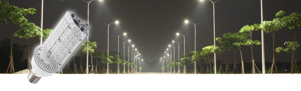 Выбор уличныых светильников
