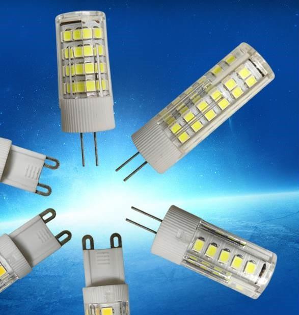 Технические характеристики и особенности выбора двухконтактных светодиодных ламп для авто