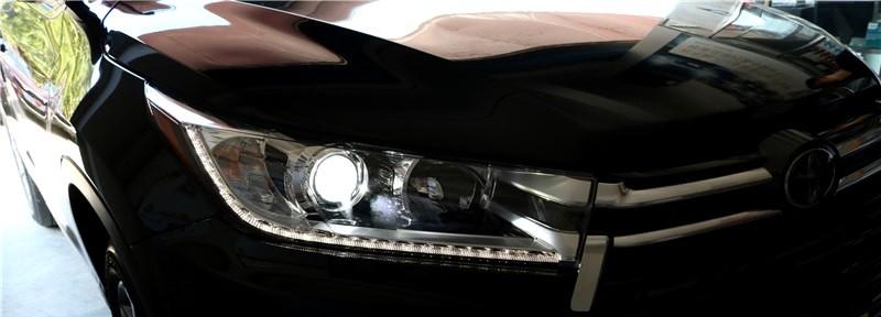 Выбираем и меняем лампы ближнего света в Форд Фокус 2