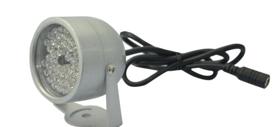 Типы, особенности и схема ИК подсветки