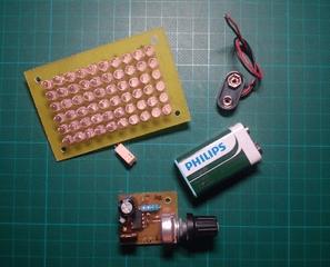 Схема и инструкция по сборке стробоскопа на светодиодах своими руками