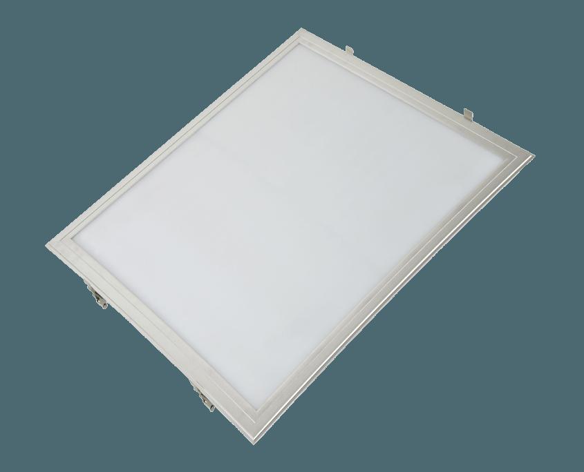 Все о монтаже светодиодных панелей в потолок