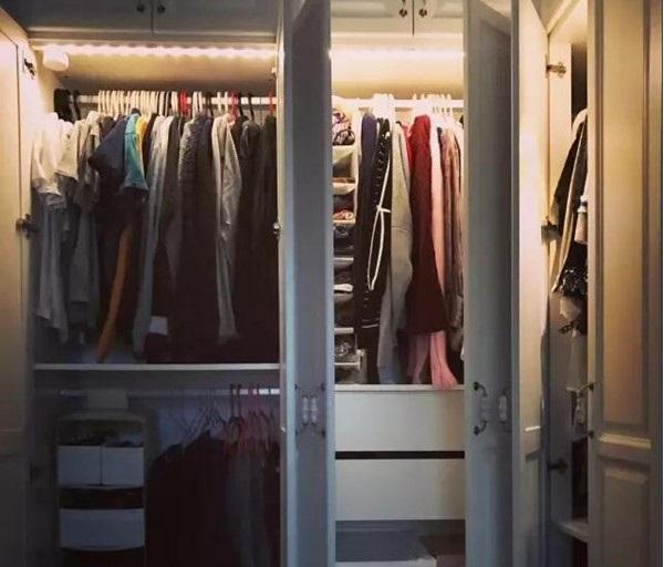 Подсветка шкафа-купе с автоматическим включением: особенности, варианты и монтаж своими руками